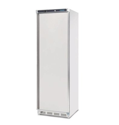 Polar Stainless steel catering fridge - 400 liters - 60x60 (h) 185cm.