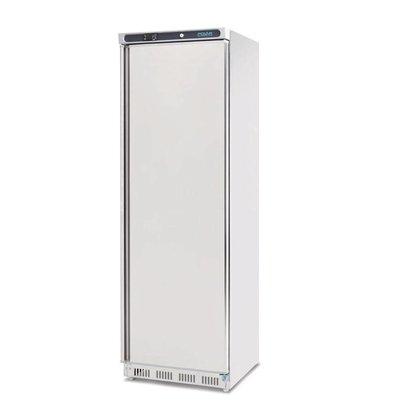 Polar Stainless steel catering fridge - 400 liters - 60x60 (h) 185cm.