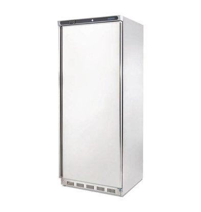 Polar Edelstahl Kühlschrank Catering - 600 Liter - 77x70x (h) 189cm