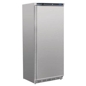 Polar Edelstahl-Tiefkühlschrank - 600 Liter - 78x69x (h) 189cm - 2 Jahre Vollgarantie