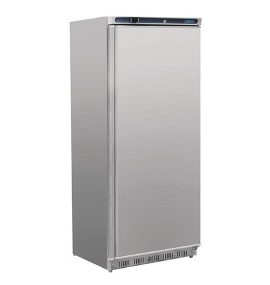 Polar Stainless Steel Freezer - 600 Liter - 78x69x (H) 189cm - 2 Years Full Warranty