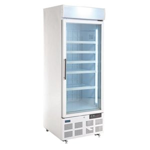 Polar Display Freezer - 68x74x (h) 204cm - 420 Liter