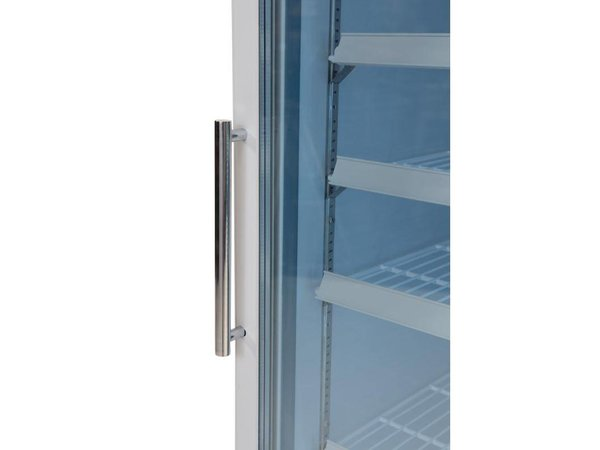 Polar Display Vrieskast - 68x74x(h)204cm - 420 Liter