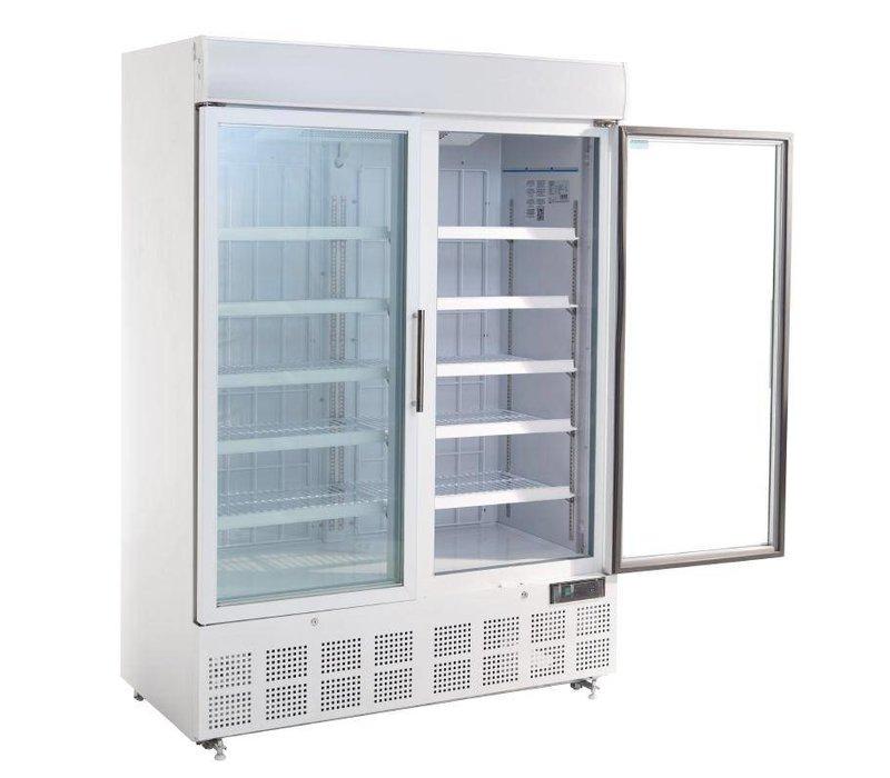 Polar Display Freezer - 950 liters -137x74x (h) 204cm