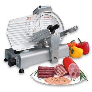 Saro Elektrische Vleessnijmachine   230V   150W   Ø250mm   520x460x(h)380mm