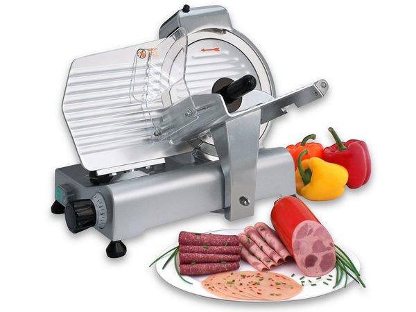 Saro Electric Meat Slicer   230   150W   ø250mm   520x460x (H) 380mm