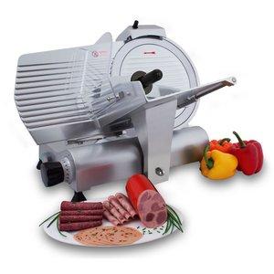 Saro Elektrische Vleessnijmachine | 230V | 150W | Ø300mm | 520x460x(h)380mm
