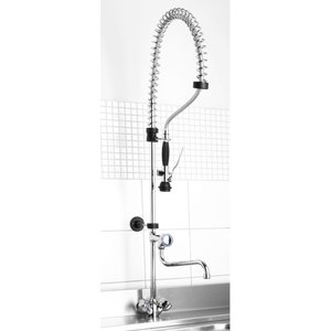 Hendi Prewash Shower with flush valve - Separate Mixer - (H) 1000mm - XXL OFFER