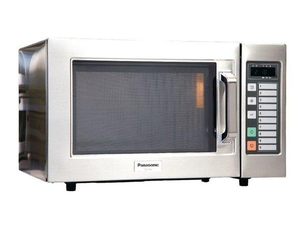 Panasonic Panasonic Mikrowelle NE-1037 - 1000w - 22 Liter - Preset