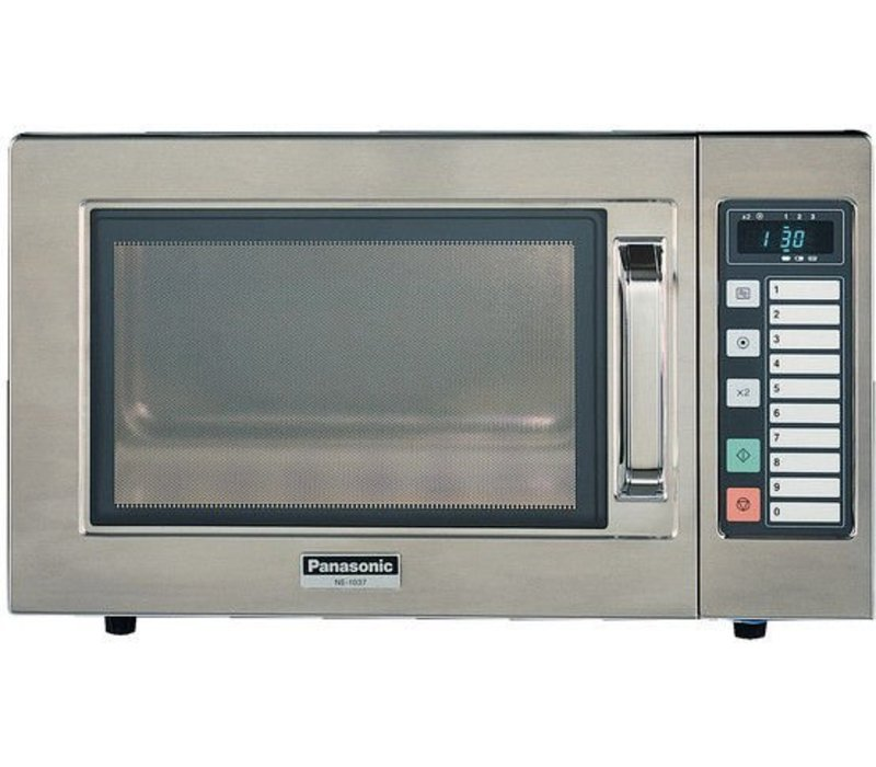 Panasonic Panasonic Microwave NE-1037 - 1000w - 22 Liter - Preset