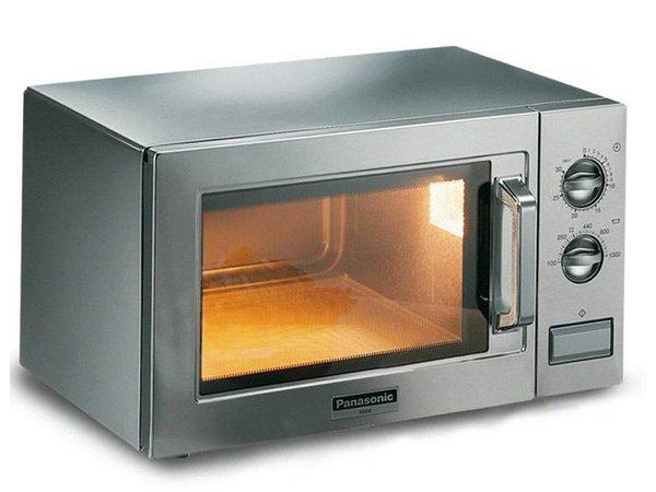 Panasonic Panasonic Microwave NE-1027 - 1000w - 22 liters - Manual