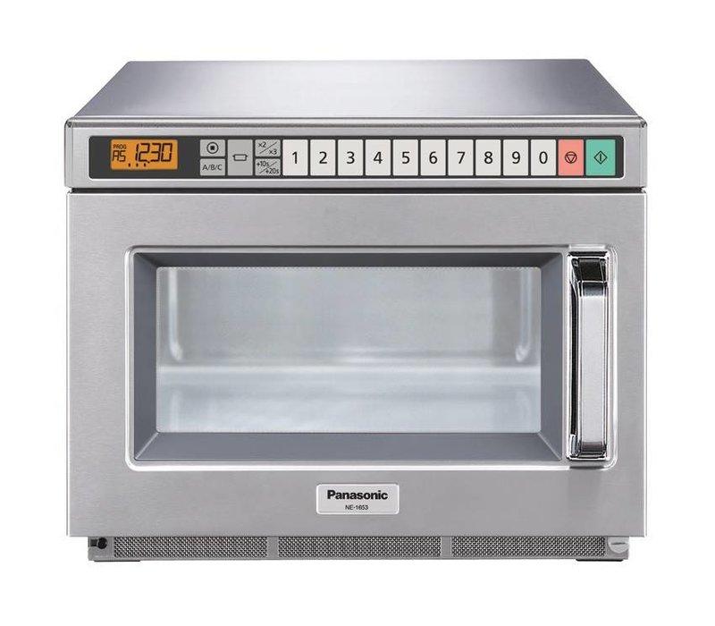 Panasonic Panasonic Microwave NE-1653 - 1600w - 18 Liter - Preset