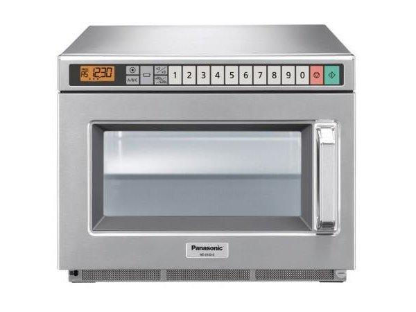 Panasonic Panasonic Mikrowelle NE-2153 - 2100W - 18 Liter - Preset