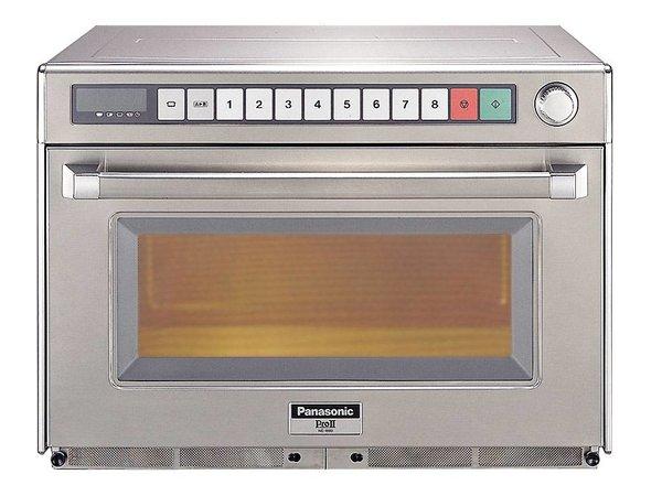 Panasonic Panasonic Microwave NE-1880 - 1800w - 44 Liter - Preset