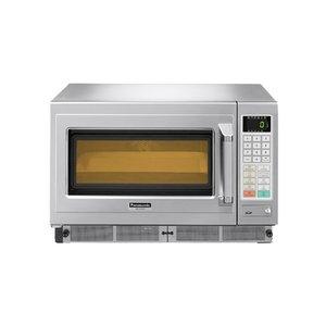 Panasonic Microwave oven Panasonic NE-C1475 - Combi - 30 Liter - 99 Programs - SD Card