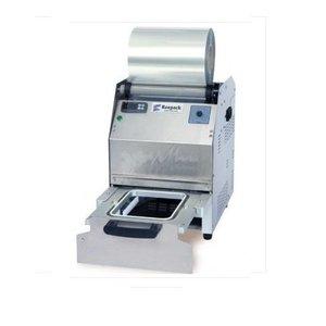 Duni Verpakkingsmachine DF22/22F   Semi-Automatisch   1400 N   240mm rollen