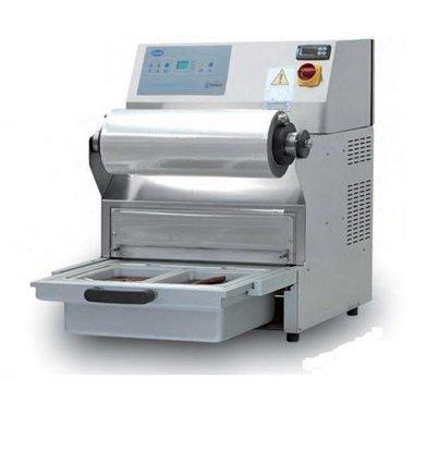 Duni Verpakkingsmachine DF36 | Semi-Automatisch | 2000 N | 390mm rollen