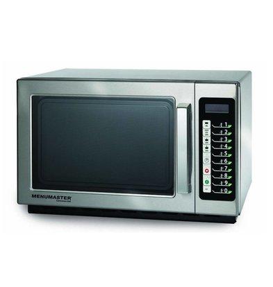 Menumaster Mikrowelle RCS 511TS | 1,55kW | Verwenden Sie 50 bis 200 mal pro Tag | 559x483x352 (h) mm