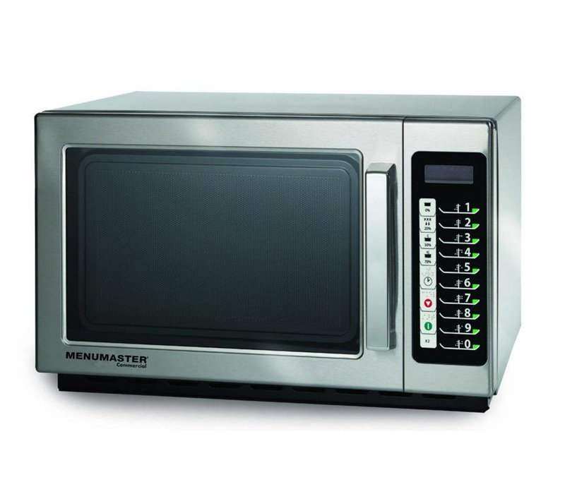 Menumaster Microwave RCS 511TS | 1,55kW | Use 50 to 200 times per day | 559x483x352 (h) mm