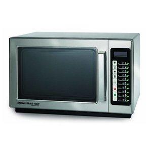Menumaster RFS Mikrowelle 518TS | 2,7kW | Verwenden Sie 50 bis 200 mal pro Tag | 551x533x365 (h) mm