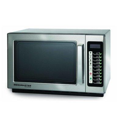 Menumaster RFS microwave 518TS | 2,7kW | Use 50 to 200 times per day | 551x533x365 (h) mm