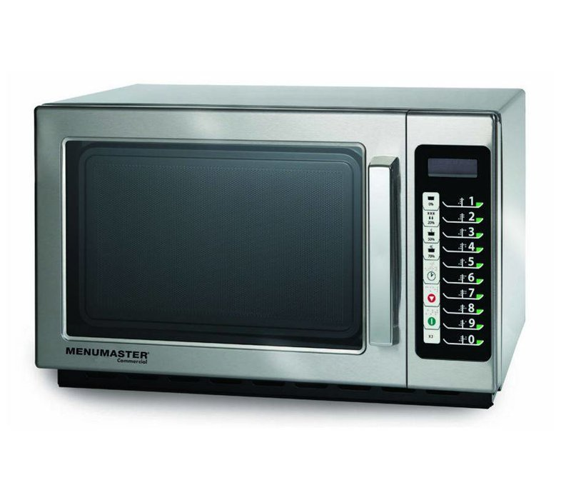 Menumaster RFS microwave 518TS | 2,7kW | Use 50 to 200 times per day | 551x533x365 (h) mm