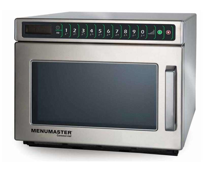 Menumaster Mikrowelle Dezember 14E2 | 2,3kW | Verwenden> 200x pro Tag | 419x578x343 (h) mm
