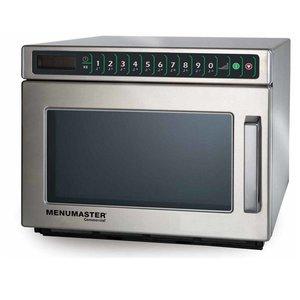 Menumaster Microwave DEC 18E2 | 2,9kW | Use> 200x per day | 419x578x343 (h) mm