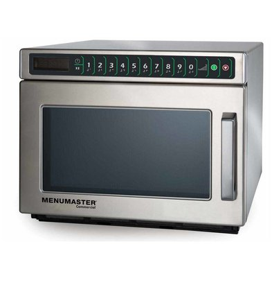 Menumaster Microwave DEC 18E2 | 2,9kW | Use> 200x per day | 419x578x343 (h) mm