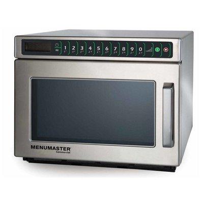 Menumaster Mikrowelle Dec 18E2 | 2,9kW | Verwenden> 200x pro Tag | 419x578x343 (h) mm