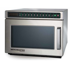 Menumaster Microwave DEC 21E2 | 3,1kW | Use> 200x per day | 419x578x343 (h) mm