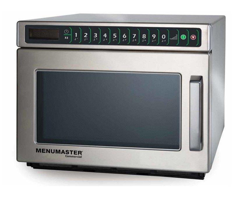 Menumaster Microwave DEC 21E2   3,1kW   Use> 200x per day   419x578x343 (h) mm