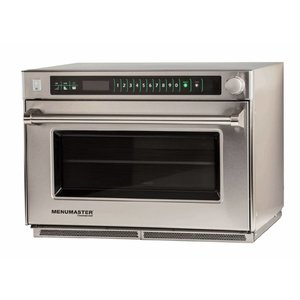 Menumaster Microwave MS0 5211 | 3,3kW | Use> 200x per day | 650x597x472 (h) mm