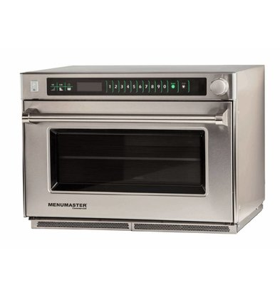 Menumaster Microwave MS0 5211   3,3kW   Use> 200x per day   650x597x472 (h) mm