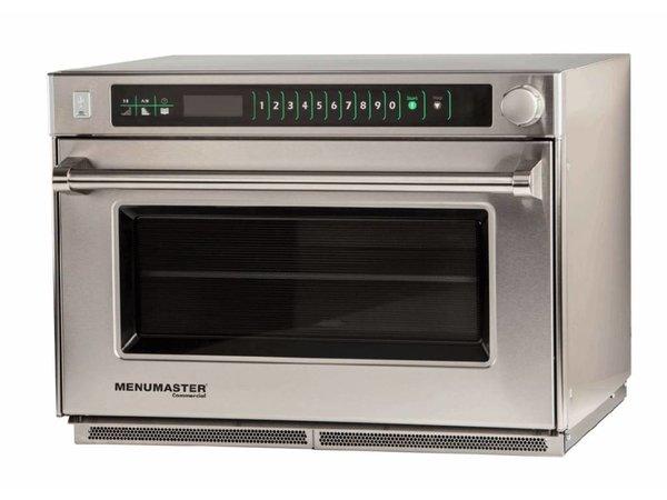 Menumaster Mikrowelle MS0 5211 | 3,3kW | Verwenden> 200x pro Tag | 650x597x472 (h) mm