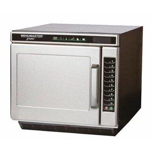 Menumaster Mikrowelle JET 514   1,4KW   Verwenden> 200x pro Tag   489x676x460 (h) mm