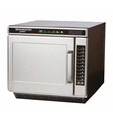 Menumaster Microwave JET 514 | 1,4kW | Use> 200x per day | 489x676x460 (h) mm