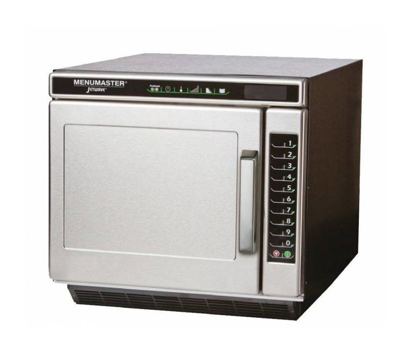 Menumaster Microwave JET 514 | 1,4kW | Use> 200x per day | 489x676x460 (h) mm