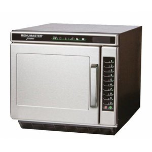 Menumaster Microwave JET 5192 | 1,9kW | Use> 200x per day | 489x676x460 (h) mm