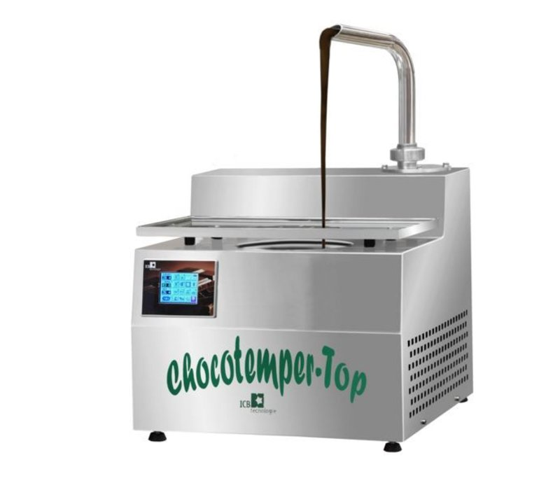 XXLselect Chocoladekraan Chocotemper Top | 5,5kG | 480x460x620(h)mm