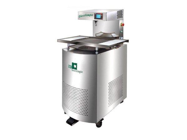 XXLselect Tempereermachine | Chocotemper 12kg | 400V | 520x800x1540(h)mm