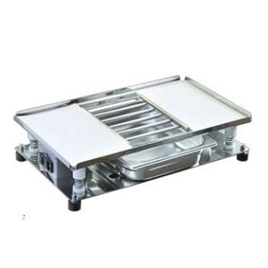 XXLselect Vibrating Tabletop | Incl. Grate and Tray | 540x320mm