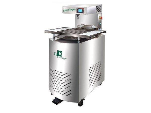 XXLselect Tempereermachine | Chocotemper 24kg | 400V | 620x900x1540(h)mm