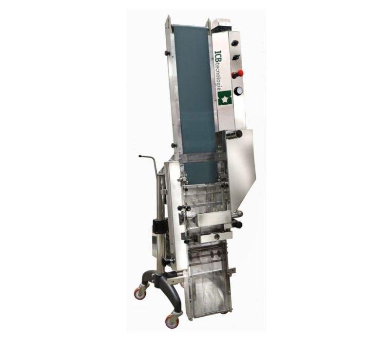 XXLselect Tempereerband ICBelt | Choco Temper 24kg | 220 (l) mm