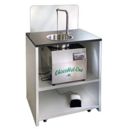 XXLselect Mobiele Counter | voor ChocoHot-One | 750x550x900(h)mm
