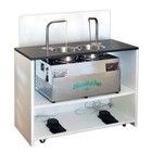 XXLselect Mobiele Counter | voor ChocoHot-Two | 1150x550x900(h)mm