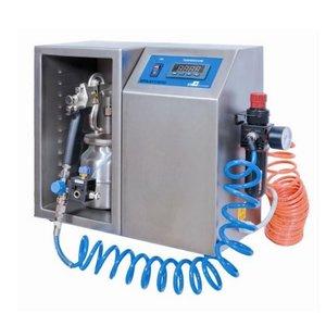 XXLselect Chocolade Spuitmachine | Spraychoc Micro | 1 Liter | 340x180x390(h)mm