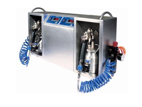 XXLselect Chocolate Sprayer | Spraychoc Maxi | 2 Liter | 700x200x400 (h) mm