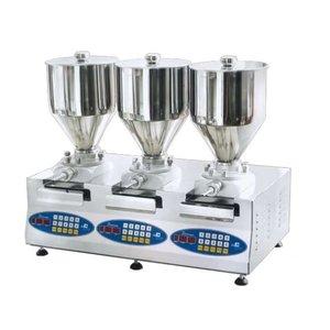XXLselect Cream filling Dosicream-3 | 3x 8.5 Liter | 760x430x650 (h) mm