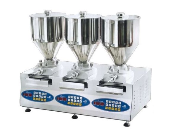 XXLselect Cream filling Dosicream-3   3x 8.5 Liter   760x430x650 (h) mm